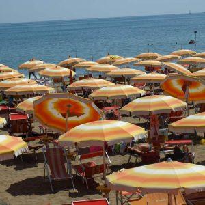 Freien Strand